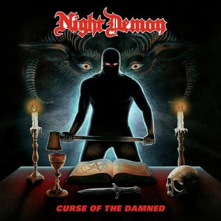NIGHT DEMON- Curse Of The Damned
