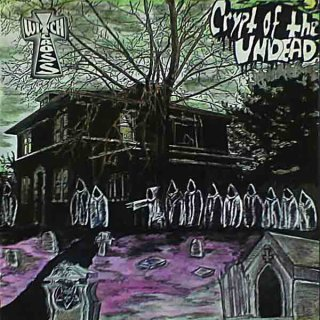 WITCHCROSS- Crypt Of The Undead
