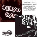JERYD SYN- same/The Hidden Side 2CD set US METAL
