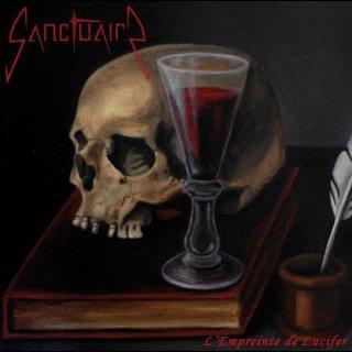 SANCTUAIRE- L´Empreinte De Lucifer CD +2 Bonustracks