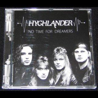 HYGHLANDER- No Time For Dreamers