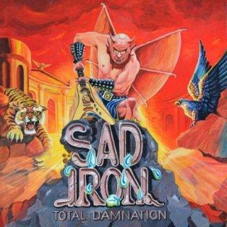 SAD IRON- Total Damnation +5 bonustracks