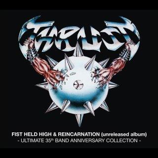 THRUST- Fist Held High/Reincarnation 2CD set