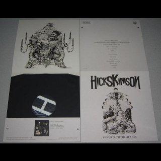 HICKS KINISON- Devour Their Hearts LIM.NUMB. 250