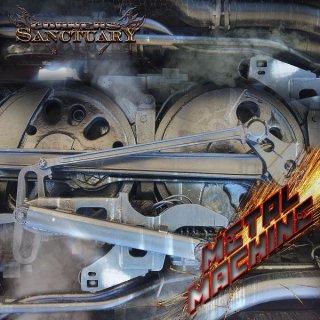 CORNERS OF SANCTUARY- Metal Machine
