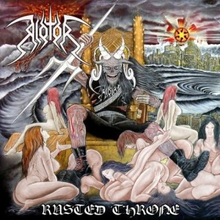RIOTOR- Rusted Throne