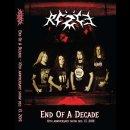 REZET- End Of A Decade PRIVATE DVD 10th Anniversary Show...