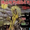 IRON MAIDEN- Killers LIM.BLACK VINYL