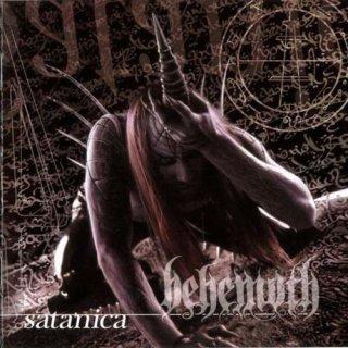 BEHEMOTH- Satanica LIM. BLACK VINYL