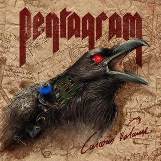 PENTAGRAM- Curious Volume LIM. DIGIPACK