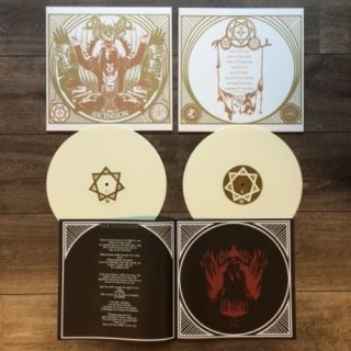 CARONTE- Ascension LIM. 2LP SET white vinyl