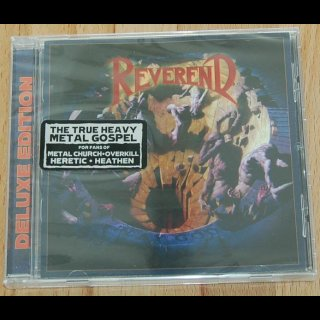 REVEREND- Play God LIM. CD +BONUSTRACKS