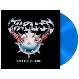 THRUST- Fist Held High LIM. 200 BLUE VINYL