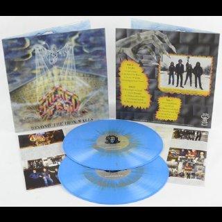 SACRED FEW- Beyond The Iron Walls LIM.2LP SET blue/orange vinyl