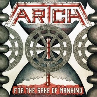 ARTCH- For The Sake Of Mankind LIM. CD +4 bonustracks