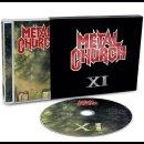 METAL CHURCH- XI LIM. CD +bonustr. SLIPCASE