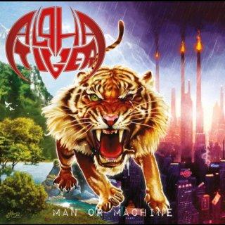 ALPHA TIGER- Man Or Machine