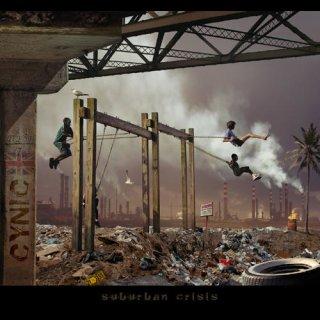 CYNIC- Suburban Crisis LIM. PRIVATE PRESS VINYL LP