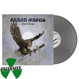 GRAND MAGUS- Sword Songs LIM. 300 SILVER VINYL