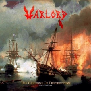 WARLORD- The Cannons Of Destruction LIM.+NUMB. 500 digi