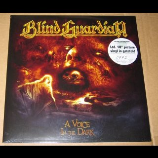"""BLIND GUARDIAN- A Voice In The Dark LIM.+NUMB. 10"""" PICTURE DISC"""
