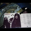 CASTLE- Welcome To The Graveyard LIM. BLACK VINYL +poster
