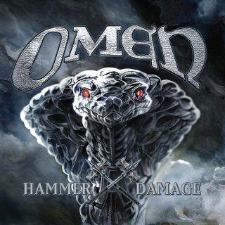 OMEN- Hammer Damage LIM.1st EDITION!