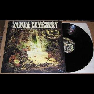SAMBA CEMETERY- The Bushgate LIM.200 BLACK VINYL EP