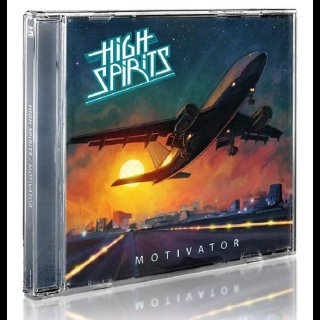 HIGH SPIRITS- Motivator
