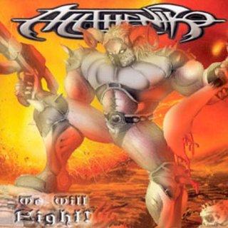 ALLTHENIKO- We Will Fight