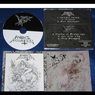 HOG MOUNTIN/MÖSE split CD