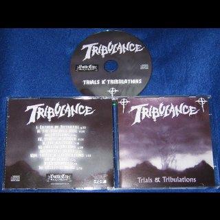 TRIBULANCE- Trials & Tribulations LIM.+NUMB. 500 CD