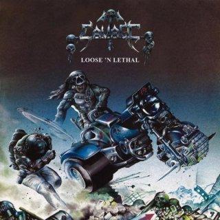 SAVAGE- Loose `N Lethal CD +4 Bonustracks
