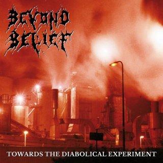 BEYOND BELIEF- Towards The Diabolical Experiment LIM. BLACK VIYNL