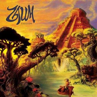 ZAUM- Eidolon LIM. BLACK VINYL