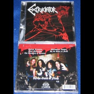 EXCRUCIATOR- By The Gates Of Flesh