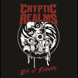 """CRYPTIC REALMS- Eve Of Fatality LIM.7"""" EP"""