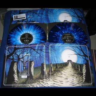 ARDUINI/BALICH- Dawn Of Ages LIM. 2LP SET blue splatter vinyl