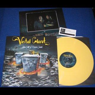 VESTAL CLARET- The Cult Of Vestal Claret LIM.150 YELLOW VINYL