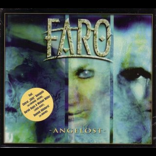 FARO- Angelost LIM. CD slipcase