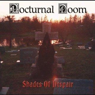 NOCTURNAL DOOM- Shades Of Despair LIM.+NUMB.500 CD