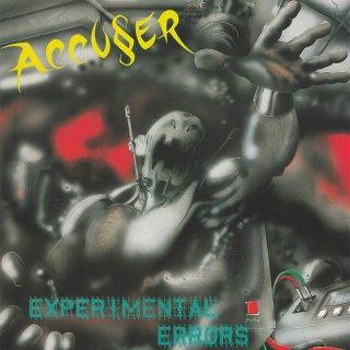 ACCUSSER- Experimental Errors LIM.350 BLACK VINYL