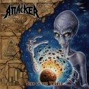 ATTACKER- Sins Of The World LIM.+NUMB. BLACK VINYL