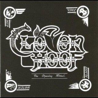 CLOVEN HOOF- The Opening Ritual CD +Bonustracks!