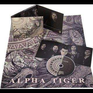 ALPHA TIGER- same LIM. DIGIPACK +Poster