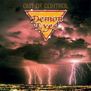 DEMON EYES- Out Of Control LIM. 500 CD +8 Bonustracks