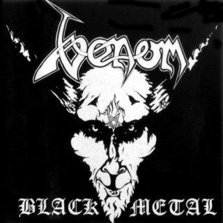 VENOM- Black Metal LIM. 2LP SET black vinyl +BONUSTRACKS