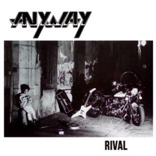 ANYWAY- Rival LIM. 500 CD