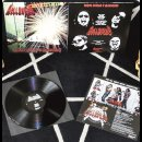HELLHOUND- Tokyo Flaying V Massacre LIM. BLACK VINYL LP