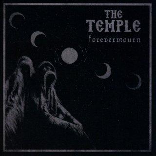 THE TEMPLE- Forevermourn LIM. BLACK VINYL